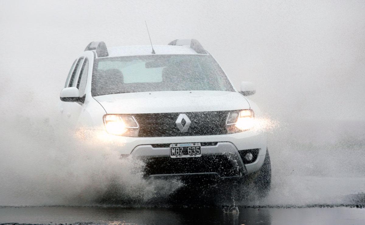 Renault Duster Privilege caracteristicas