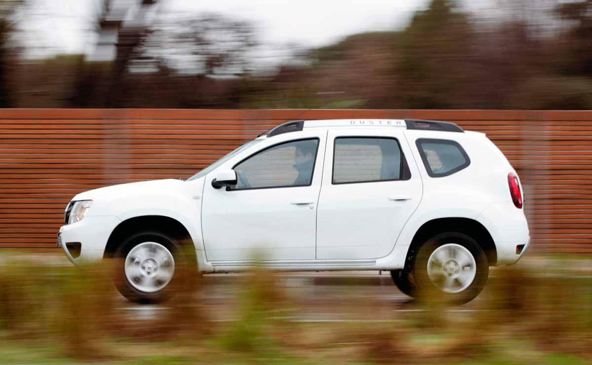 Renault Duster Privilege diseno