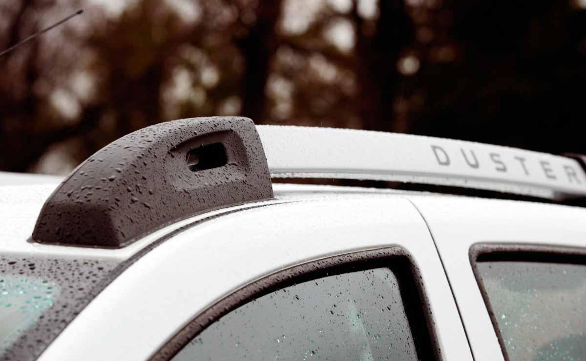 Renault Duster Privilege equipamiento