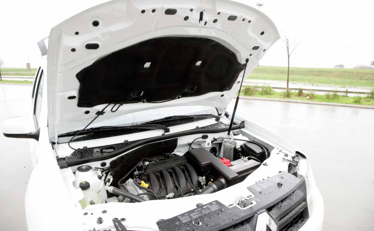 Renault Duster Privilege motor
