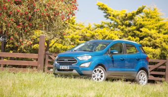 Ford EcoSport 1.5 Titanium MT 1