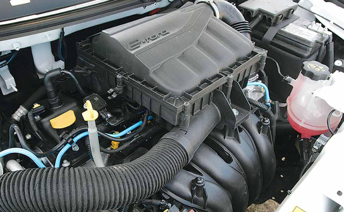 Fiat Cronos Precision Premium motor