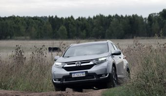 Honda CR V EXT 1.5 AT 1