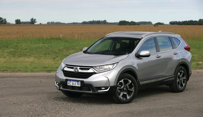 Honda CR V EXT 1.5 AT 18