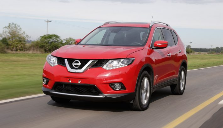 Nissan X Trail Exclusive 2.5 CVT 4x4 11