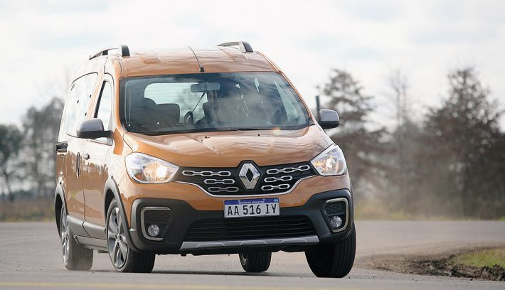 Renault Kangoo Stepway 1.6 SCe 3