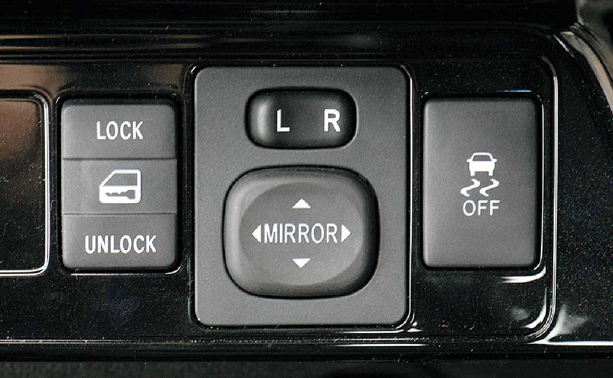 Toyota Etios Sedan XLS ESP tecla