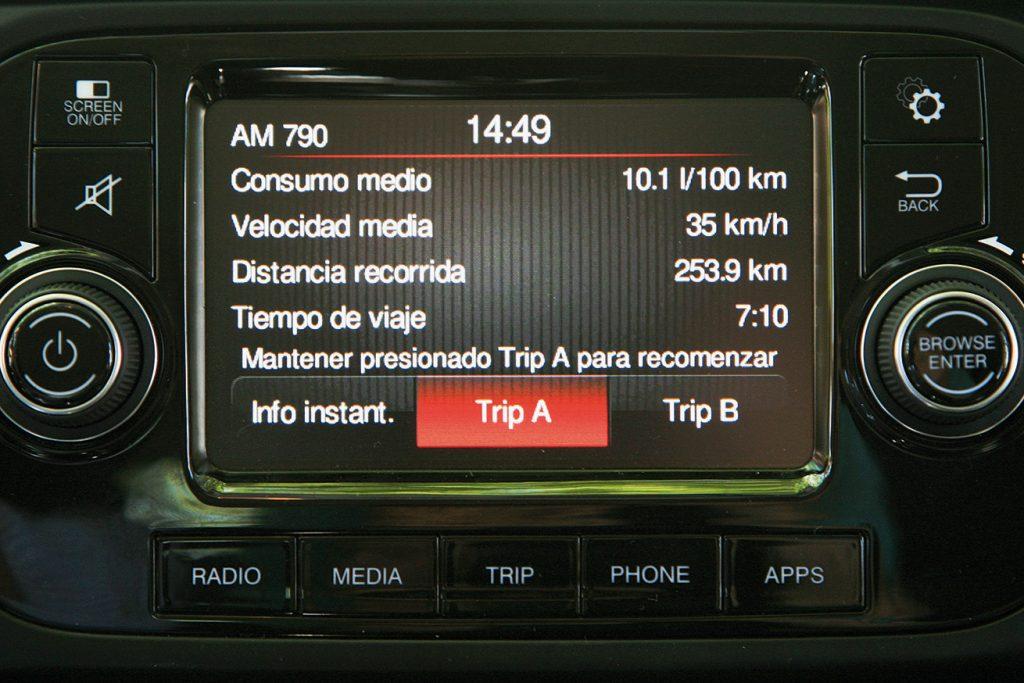 Cómo funciona?: Sistema multimedia Fiat Uconnect