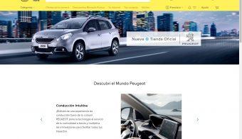 20181024 Tienda oficial Peugeot
