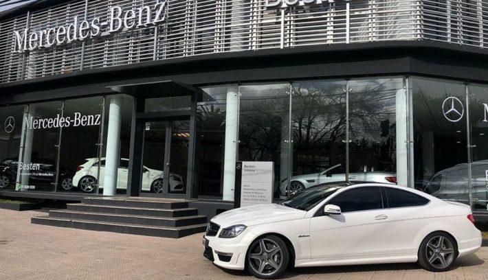 Mercedes Benz Argentina amplía su Red Comercial. Foto 1