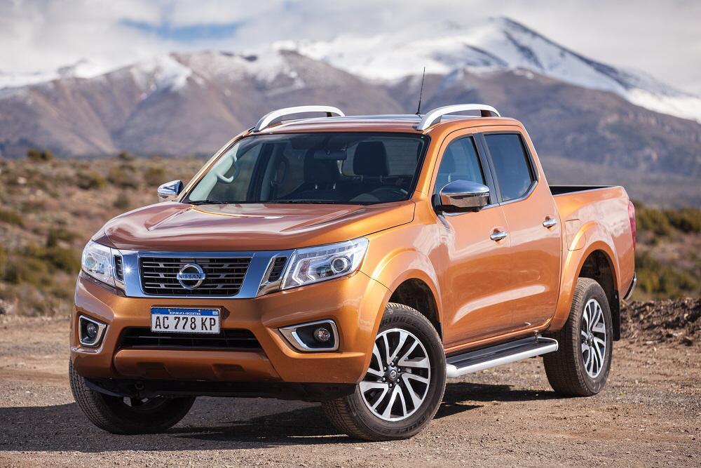 Nissan Frontier nacional 1