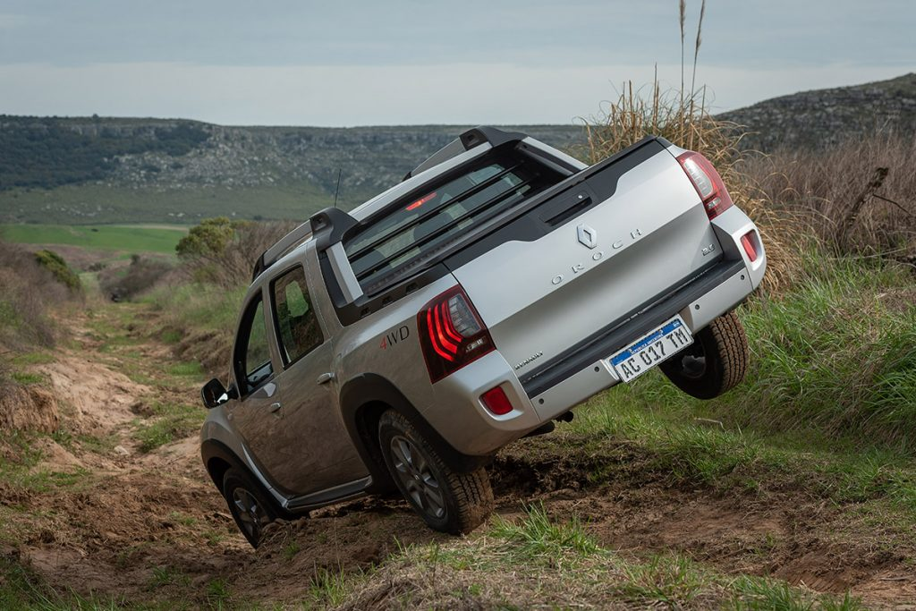 renault duster oroch outsider plus 2.0 4x4 12
