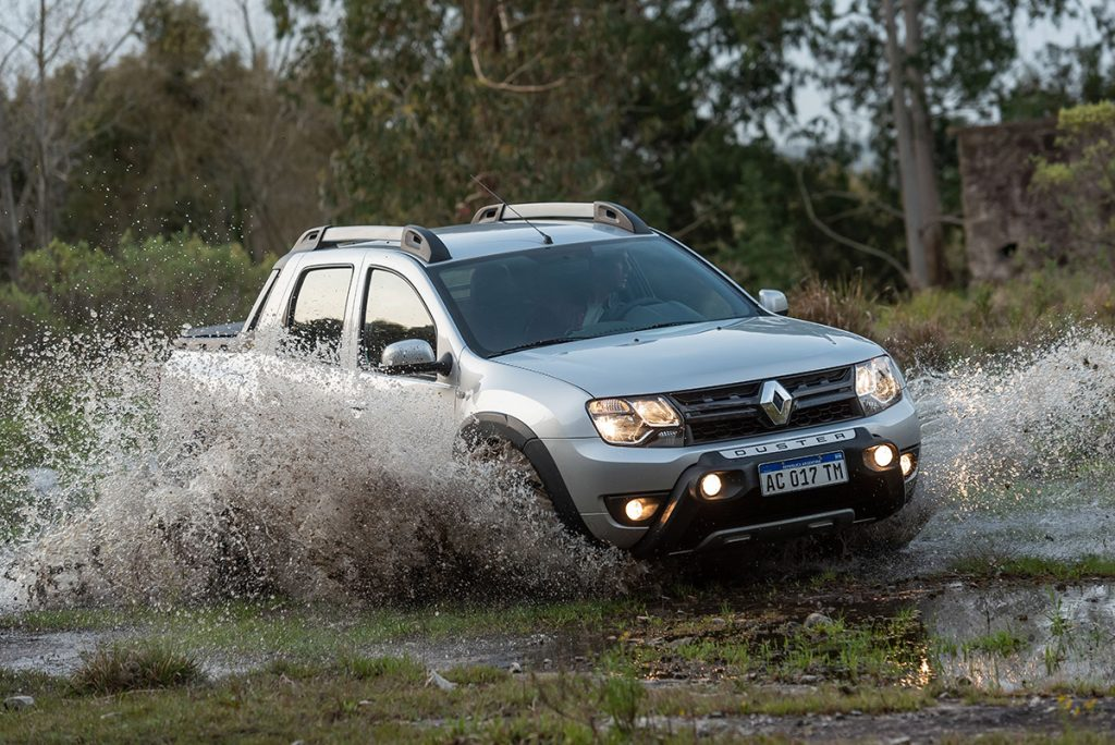 renault duster oroch outsider plus 2.0 4x4 30