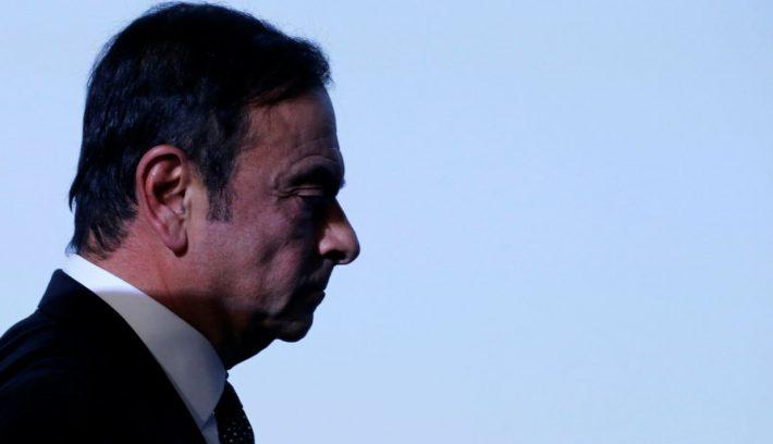 Carlos Ghosn. (Foto: Reuters).