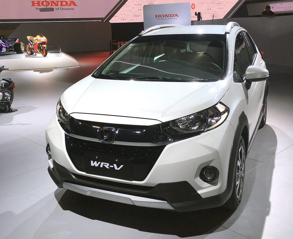 Honda WR V