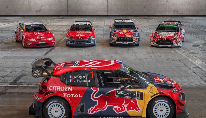 Citroen WRC 6