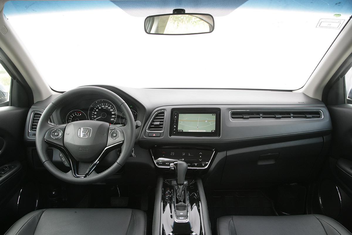 Honda HR V 11