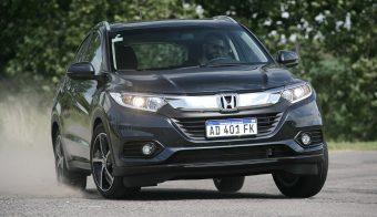 Honda HR V 7