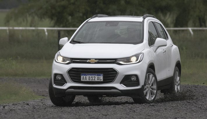 Chevrolet Tracker AWD 8