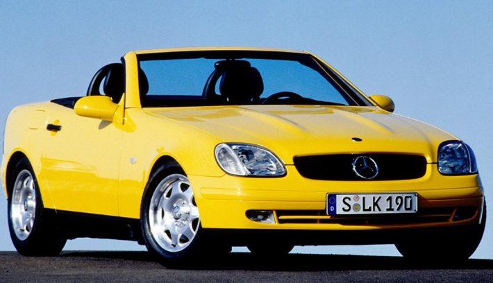 slk 1996
