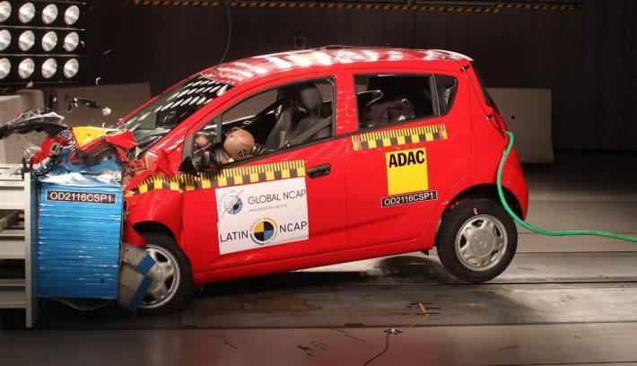 Chevrolet SparkGT NOAirbags