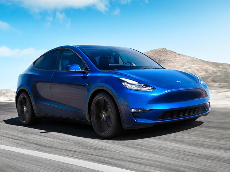 Tesla Y 1