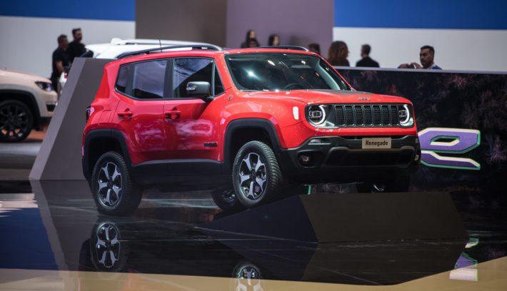 jeep renegade hibrido