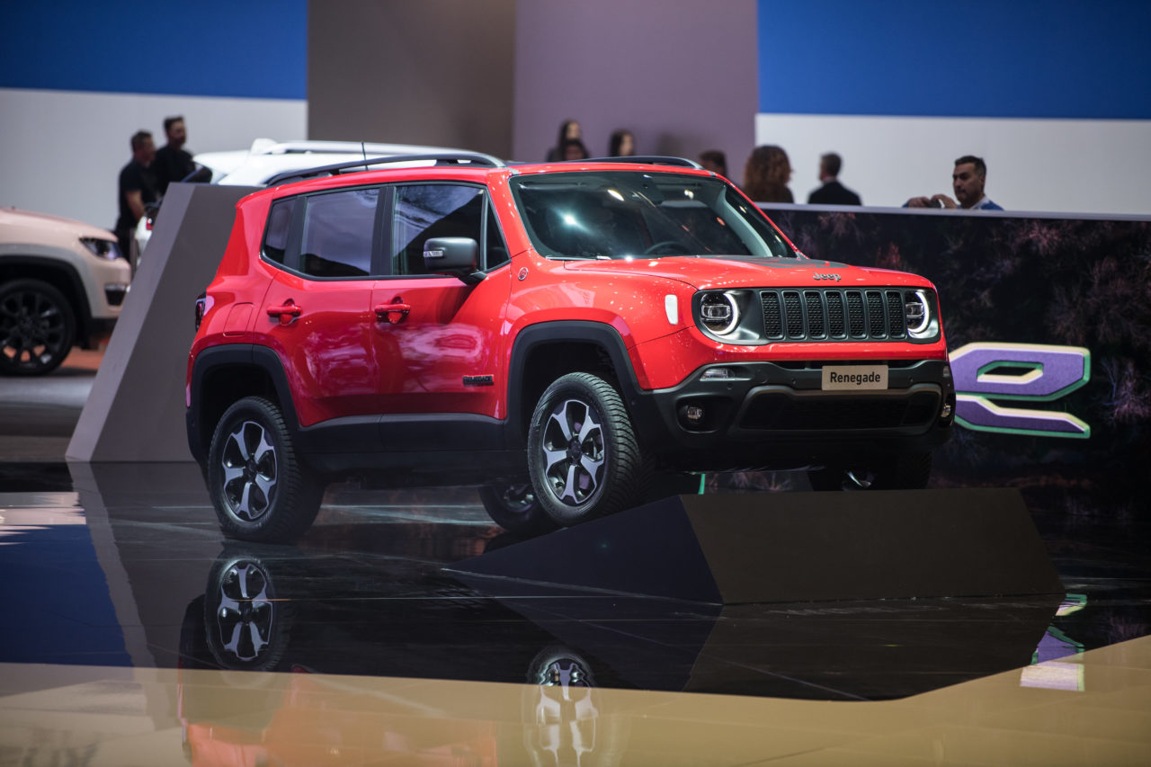 jeep renegade hibrido