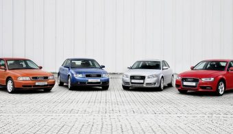 Audi A4 1994 2014