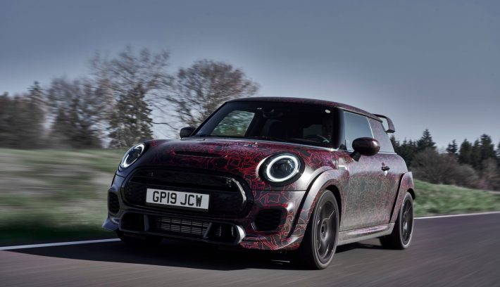 mini jcw 2020 gp adelanto 8
