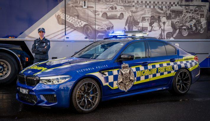 5e527921 bmw m5 competition australia police 11