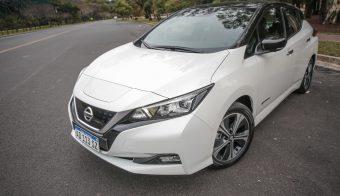 APERTURA Nissan Leaf