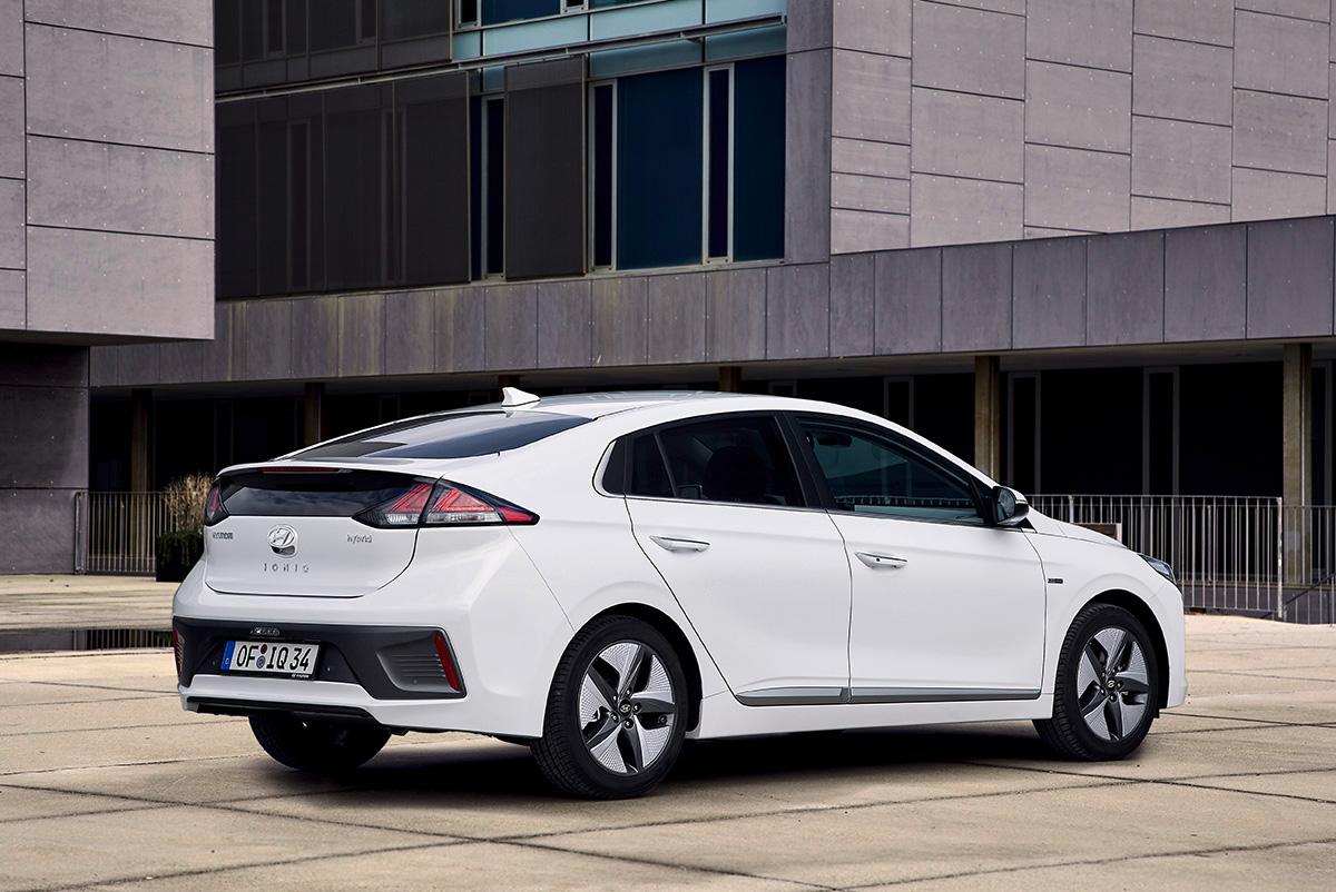 Hyundai Ioniq 2020 d