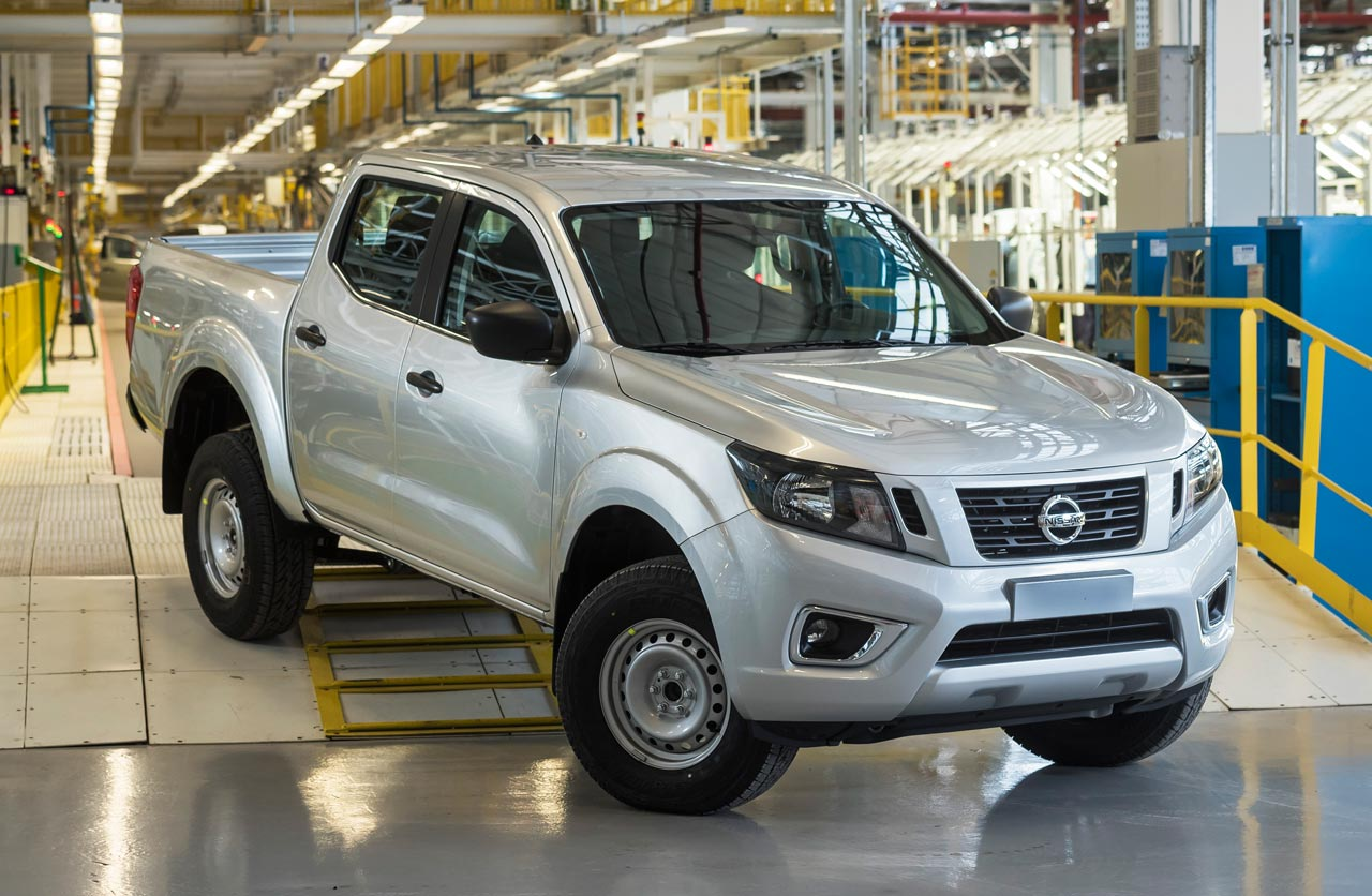 Nissan Frontier Cordoba 6 1