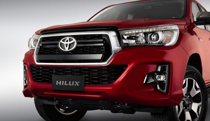 Hilux 2019 Frontal