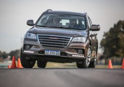 Master Test Haval H2 Alce