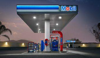 Mobil en Aguascalientes gasolina