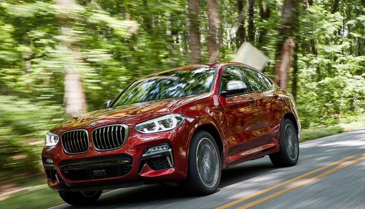 Nuevo BMW X4 M40i Dinámica