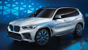 BMW Hydrogen NEXT 1