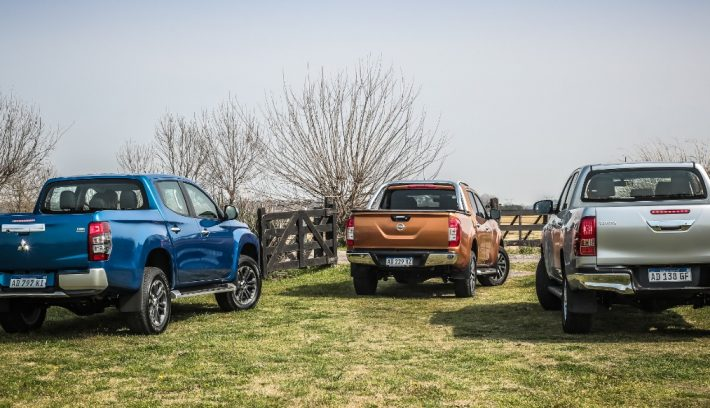 Comparativo auto test pick ups 1