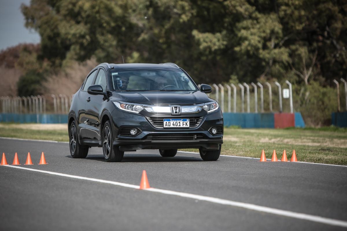 Master Test Honda HR V ACELERACION
