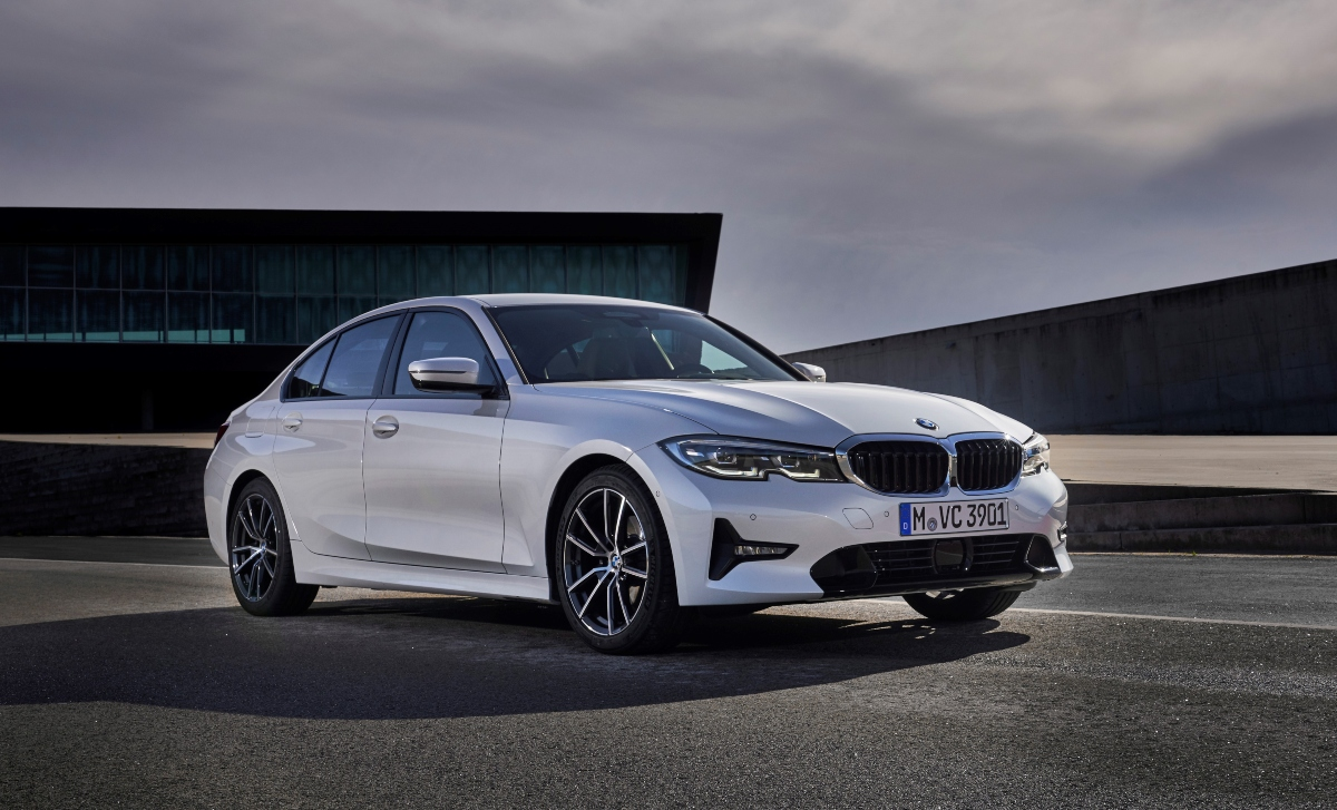 Nuevo BMW 320i 2 1