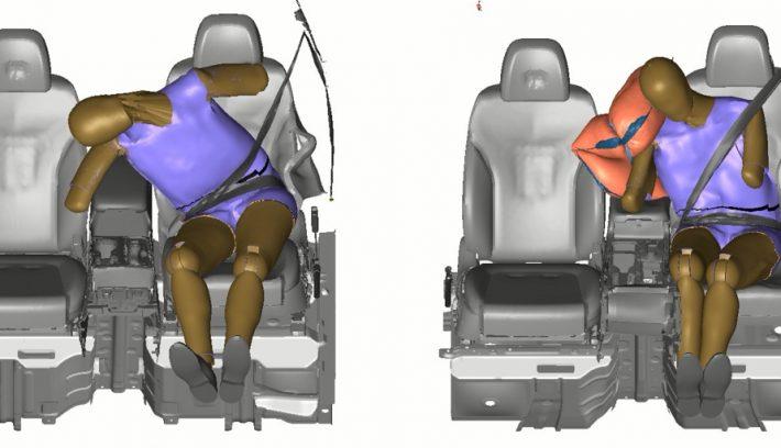 Airbag lateral hyundai
