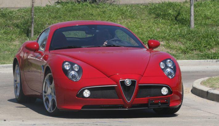 Alfa Romeo 8C 147
