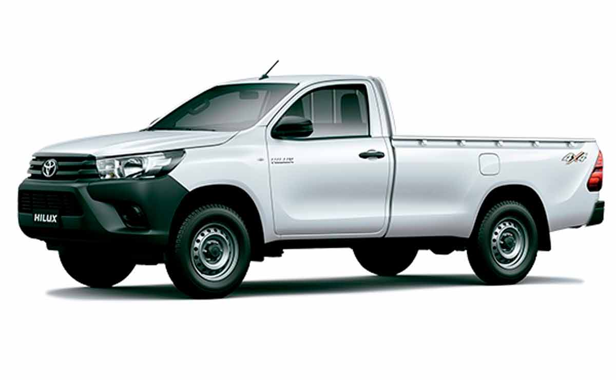 Toyota-Hilux-pick-up