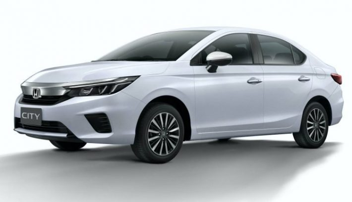 2020 Honda City Thailand spec 1 768x432