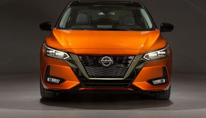 2020 Nissan Sentra 38