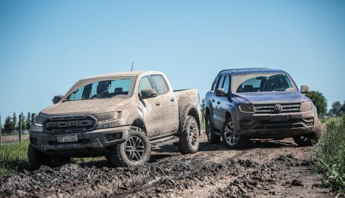 Ranger Raptor vs Amarok V6 7 e1573232791380