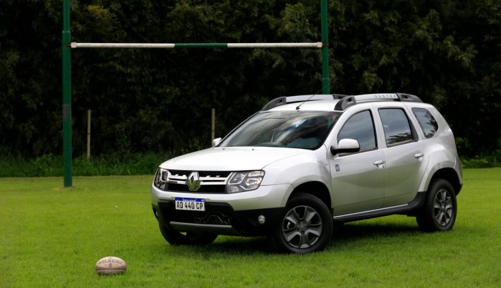 Renault Duster Pumas 5