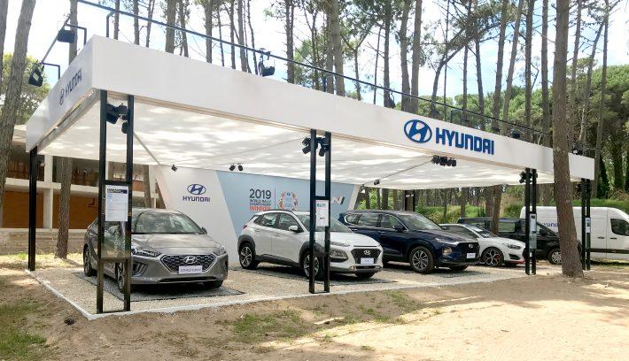 Hyundai Cariló Stand